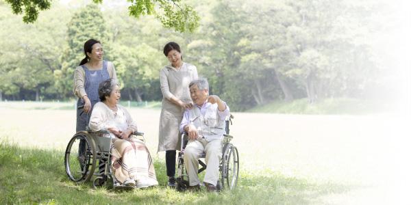 高齢者住宅事業・介護サービス事業